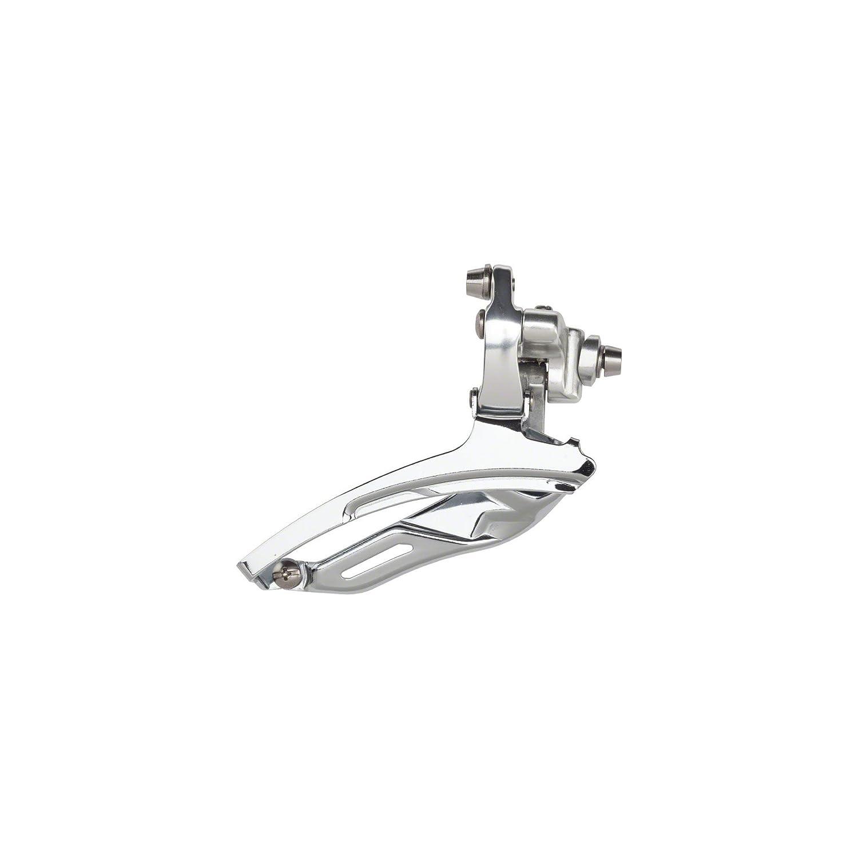 MicroShift R539 Triple 9 speed Braze-On Front Derailleur 22t Capacity