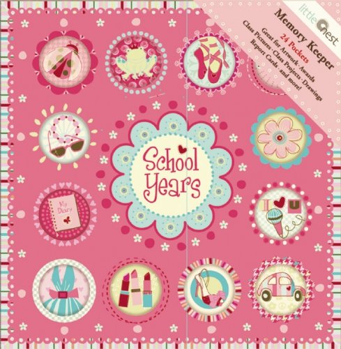 school-years-sweet-memories-deluxe-album-girl-book