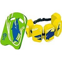 Beco Sealife Schwimmgürtel mit Kick Board Schwimmhilfe Wassersport Aquafun