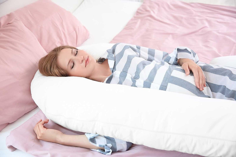 Embarazo almohada y maternidad Almohada ortopédica en forma ...