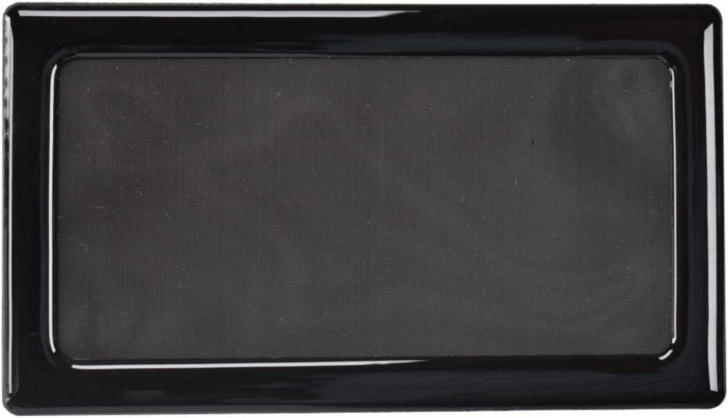 DEMCiflex Dust Filter for Phanteks Enthoo Pro M, Rear Small Filter, Black Frame/Black Mesh