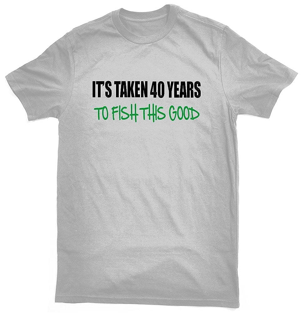 Its Tomadas 40 años Good to Fish Esta T-de Manga Corta de ...