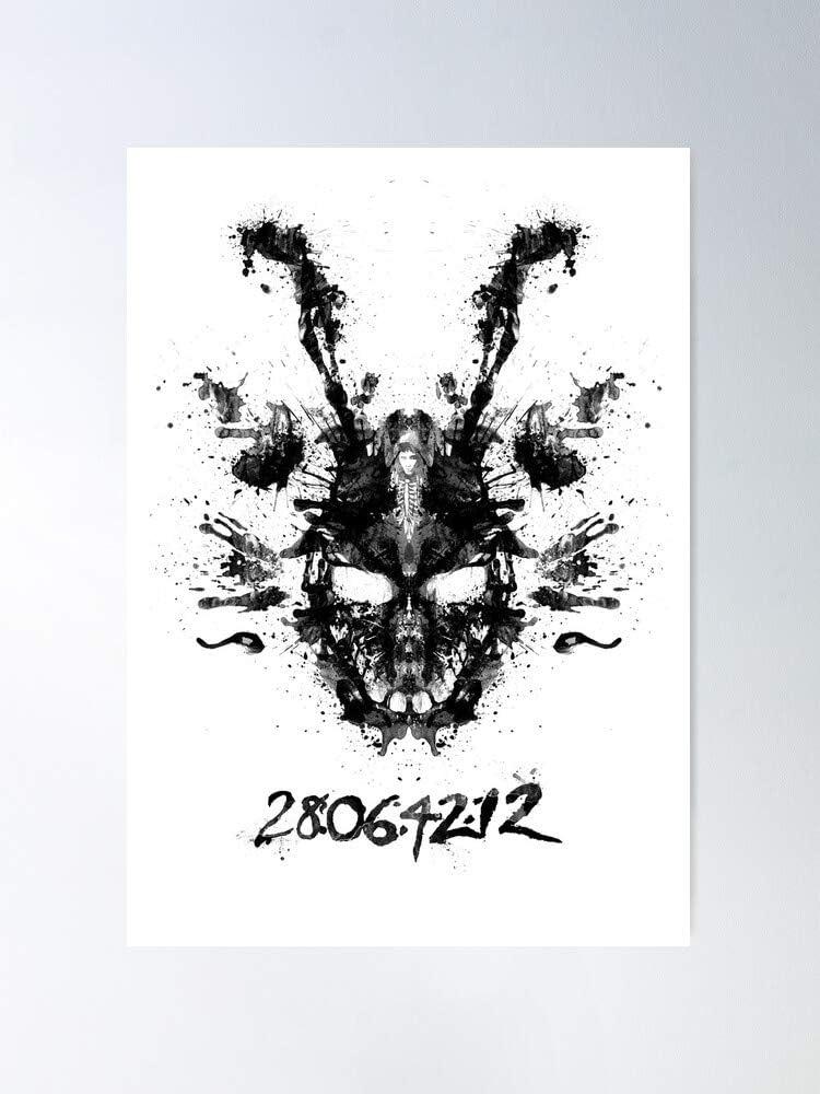 Home Decor Rorschach Poster Art Print
