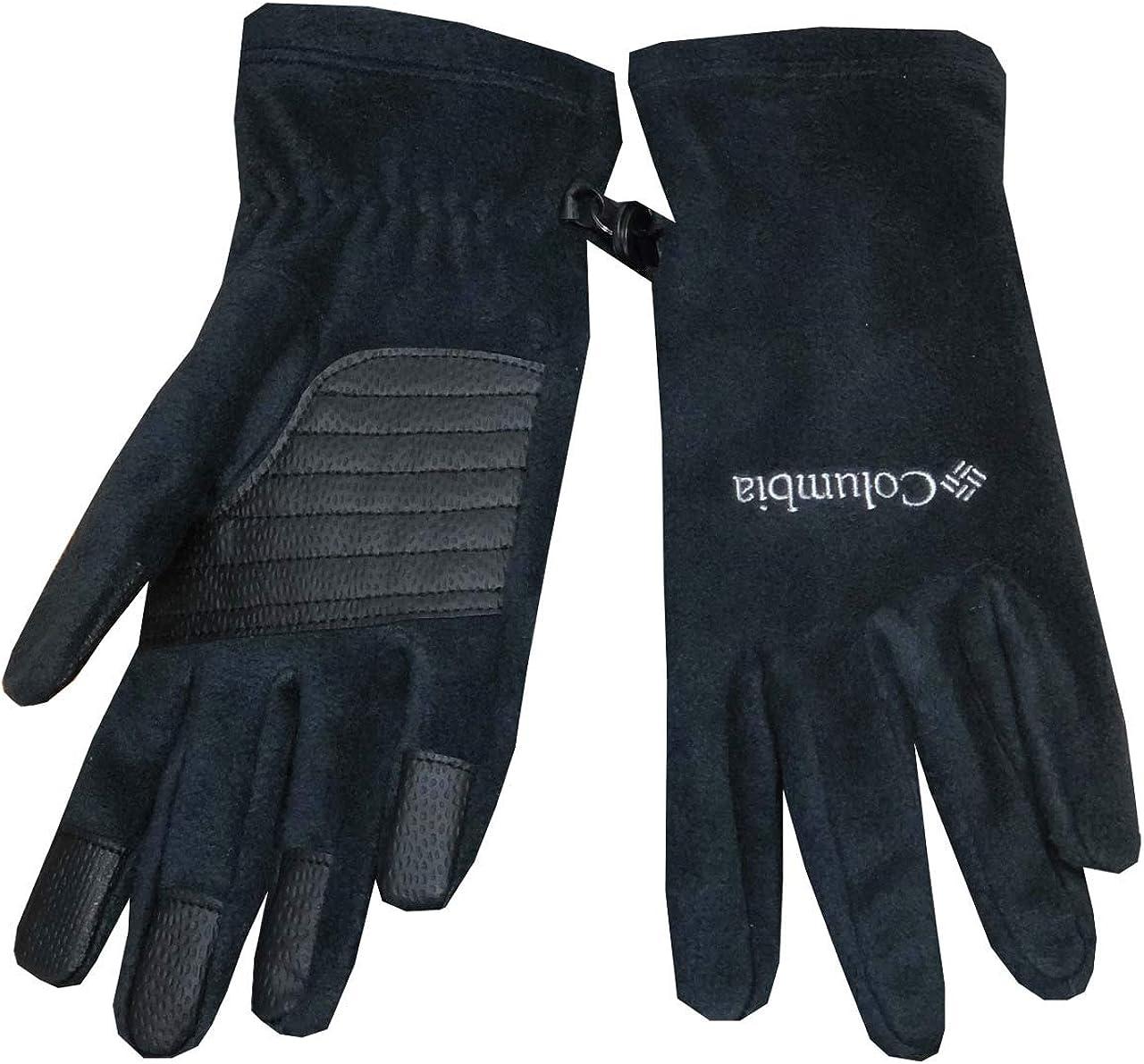 Columbia Women Agent Heat III Omni-Heat Thermal Reflective Fleece Gloves