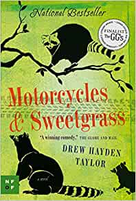 Motorcycle sweetgrass journal
