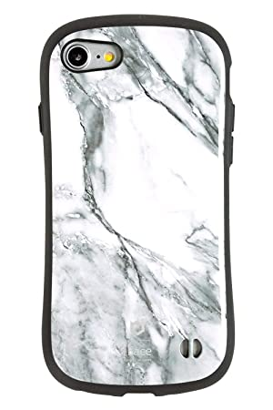 8620392cac Amazon   iFace First Class Marble iPhone8 / 7 ケース [ホワイト ...