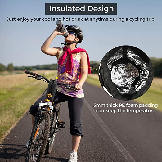 Water Bottle Drink Cup Holder Mount Cages for Motorcycle Bicycle Baby StrolEHFUK