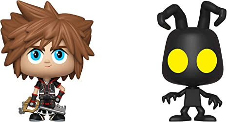 Kingdom Hearts Disney Figure Sora Donald Goofy The Lion King Doll Figurine Toy