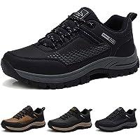 Zapatos de Senderismo para Hombre Impermeables Zapatillas da Trekking Antideslizantes Al Aire Libre Zapatillas de…
