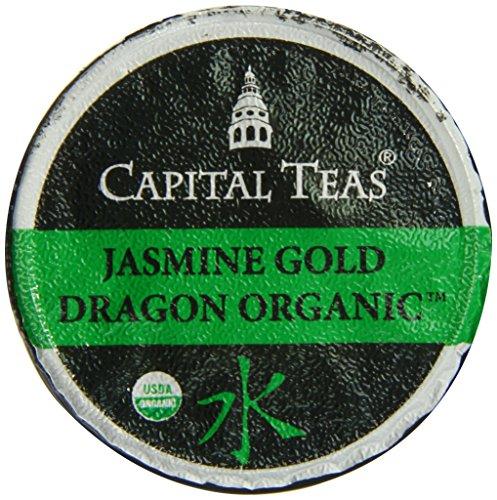 Capital Teas Jasmine Dragon Organic