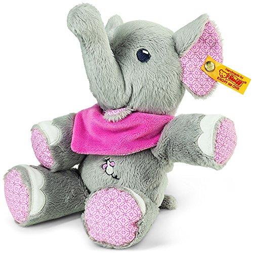 Steiff Trampili Elephant, Grey/Pink, ()