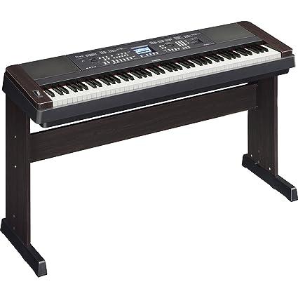Amazon Yamaha Dgx650b Digital Piano Musical Instruments