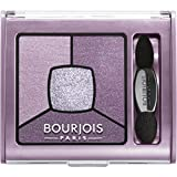 Smoky Stories Quad Eyeshadow Palette - # 07 In Mauve Again Bourjois Eyeshadow Women 0.11 oz (Pack of 7)
