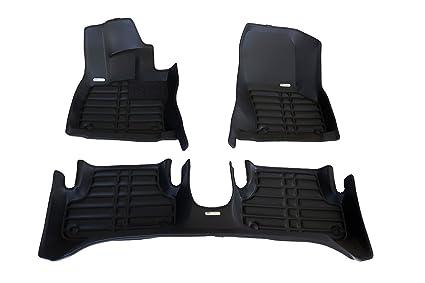 Amazoncom Tuxmat Custom Car Floor Mats For Audi A3 2015 2019