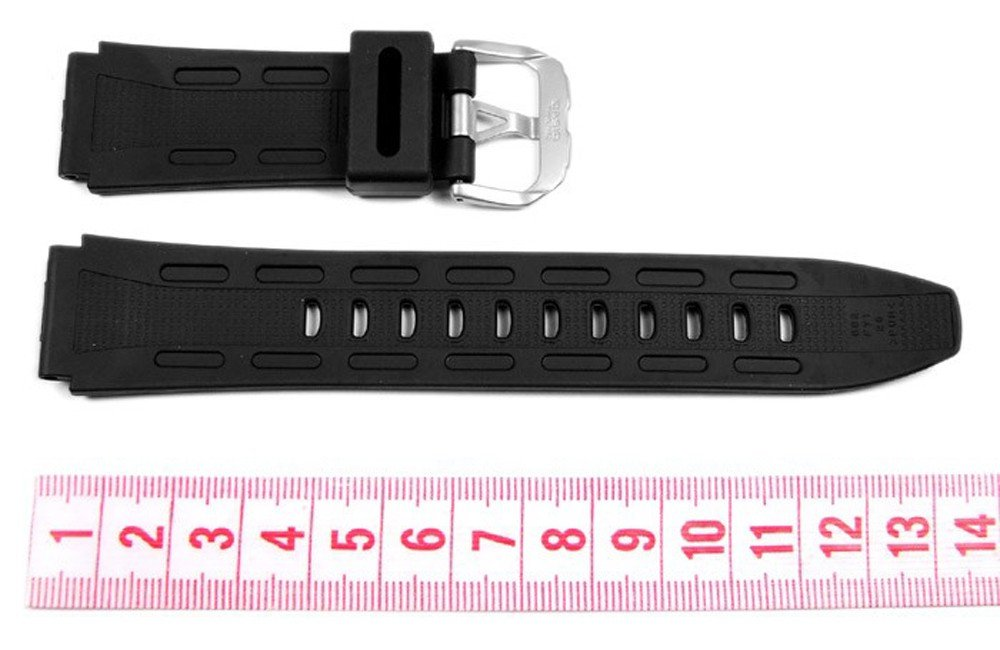 Casio Black Resin-PRG-80 -10186221 by Casio (Image #3)