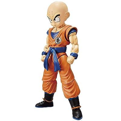 Dragon Ball Krillin (New Pkg Ver), Bandai Spirits Figure-Rise Standard, Multi: Toys & Games