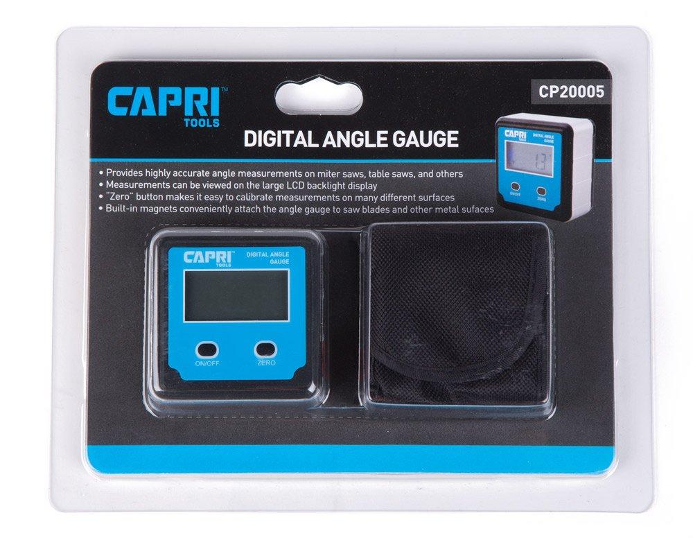 Capri Tools 20005 Digital Angle Gauge