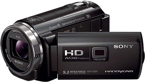 Sony Handycam HDR-PJ530E - Videocámara de 2.3 MP (Pantalla de 3 ...