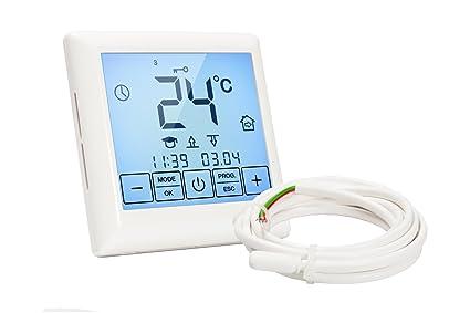 BH-55 - Termostato para calefacción eléctrica por radiación