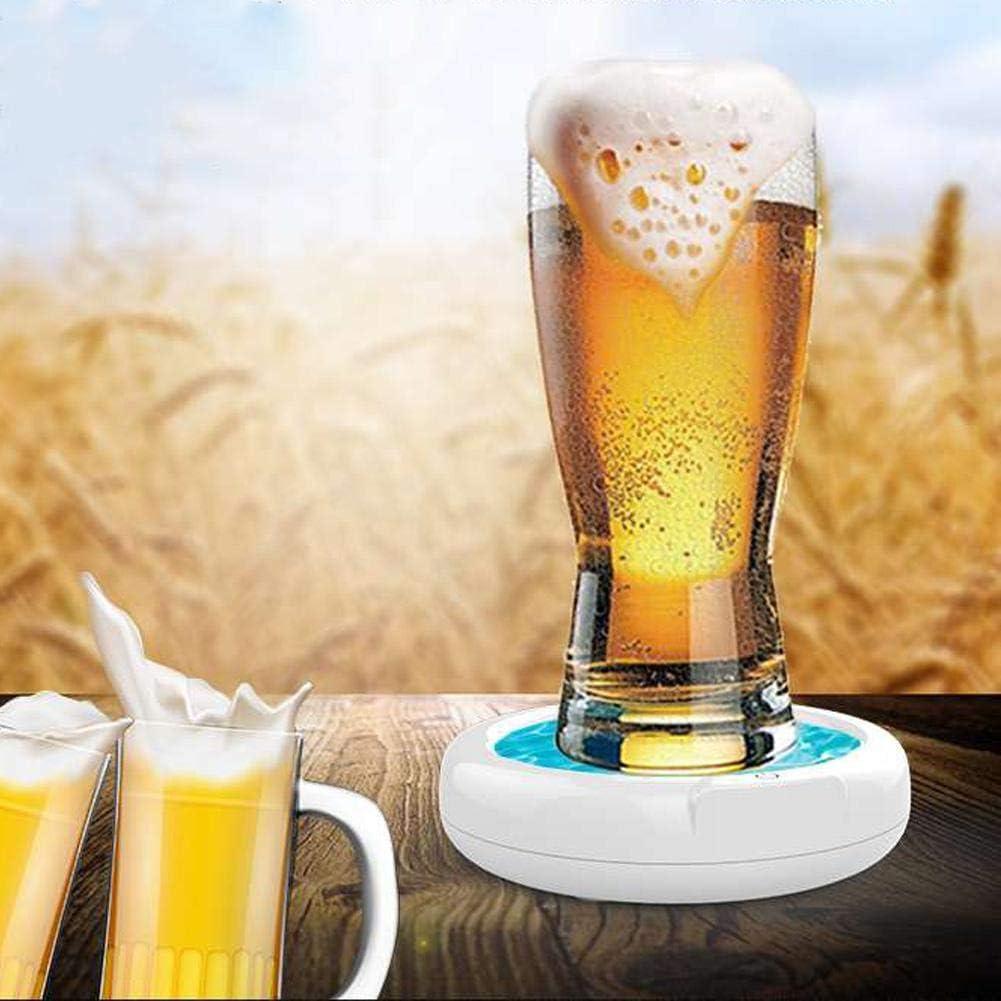 Socobeta 110KHZ 3.7V 3.7V 110KHZ Beer Foamer Useful for Family Gatherings Business Meetings Bars etc.