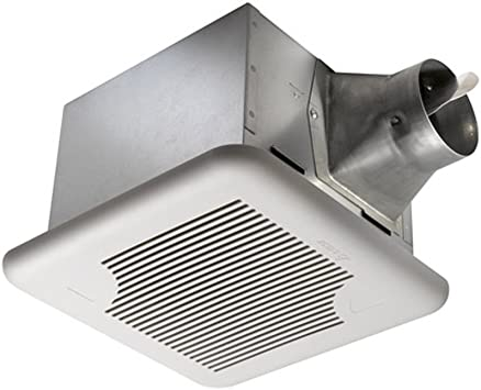 1 Sone Delta Products Corporation VFB25ADBT Delta BreezSignature Series 110 CFM Fan with Bluetooth Stereo Speaker 14.2W