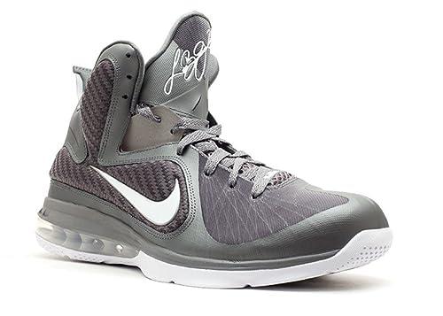 super cute 3946e 2d1dc Nike Lebron 9  Cool Grey  - 469764-007 - Size 8.5-UK