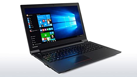 Lenovo V110-15ISK 80TL 15.6-inch Laptop (Pentium D/4GB/1TB/DOS), Black Laptops at amazon
