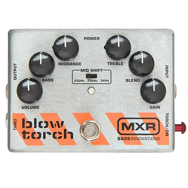 エフェクター画像 MXR M181 Blow Torch® Distortion