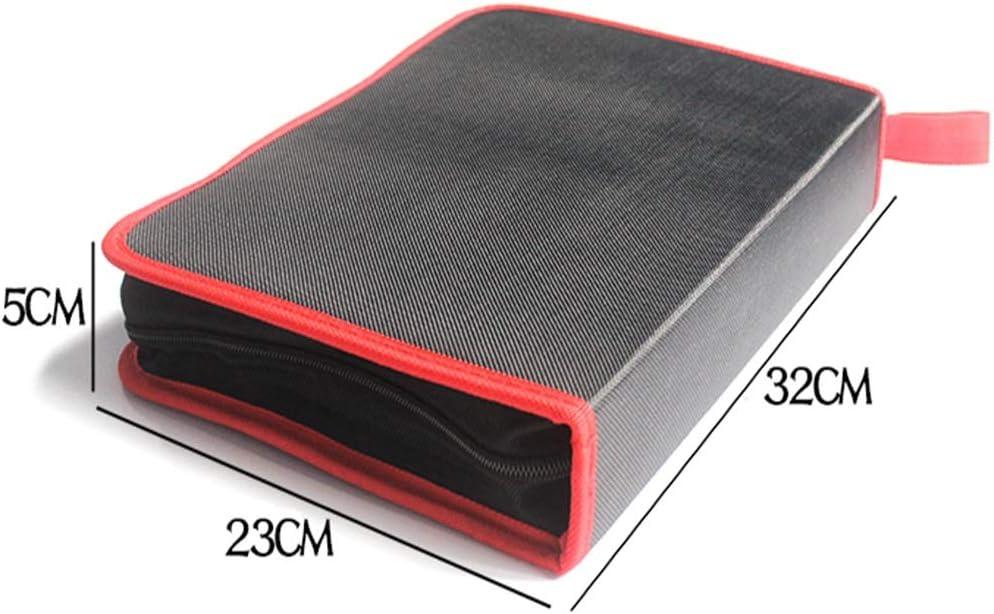 XHUENG Useful Car Audio Disassembly Tool Door Panel Removal Hand Tool Set 11/13/19/38pcs Removal Tool Kit Car Door Tools Car Pry Tool (Color : 19pcs Red bag) 19pcs Red Bag