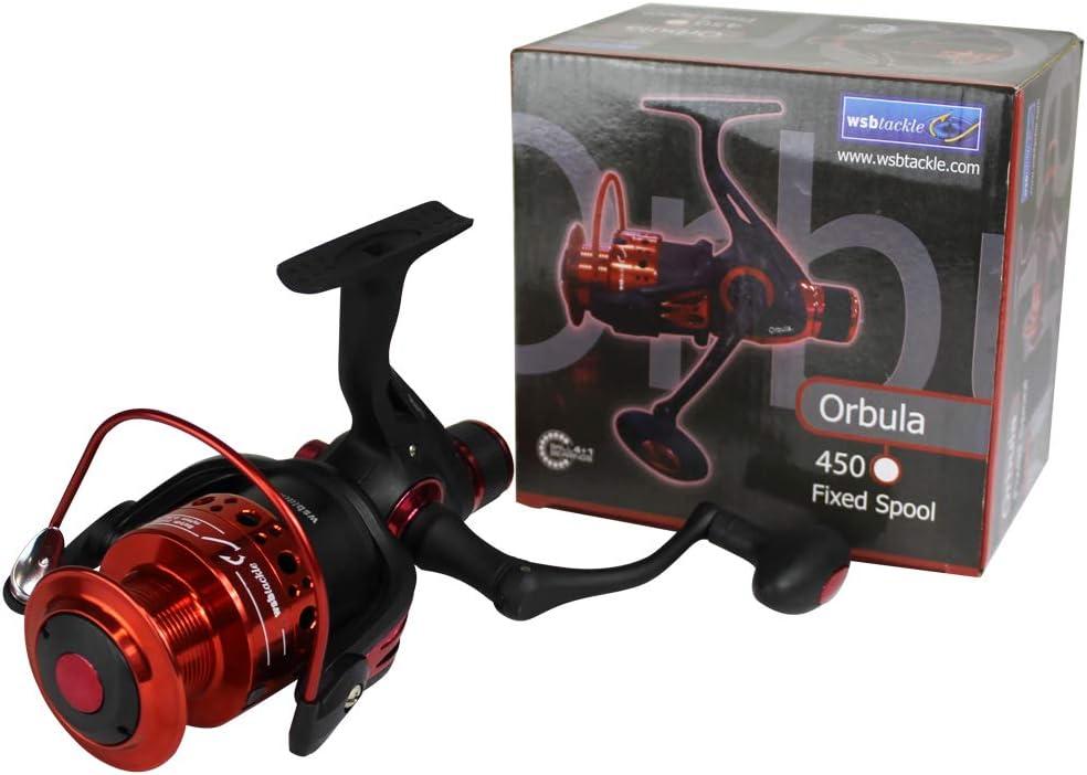WSB Tackle Orbula 450 Fixed Spool Reel