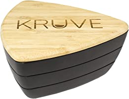 KRUVE Sifter Twelve Helps accurately Measure, Calibrate, Refine Coffee Grinds, for Cafes, Baristas, or Home Brewers 12...