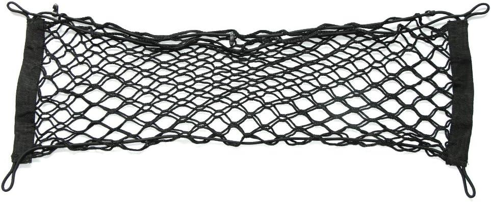 Floor Trunk Cargo Net For NISSAN 370Z 2009 10 11 12 13 14 15 2016 2017 New by TrunkNets