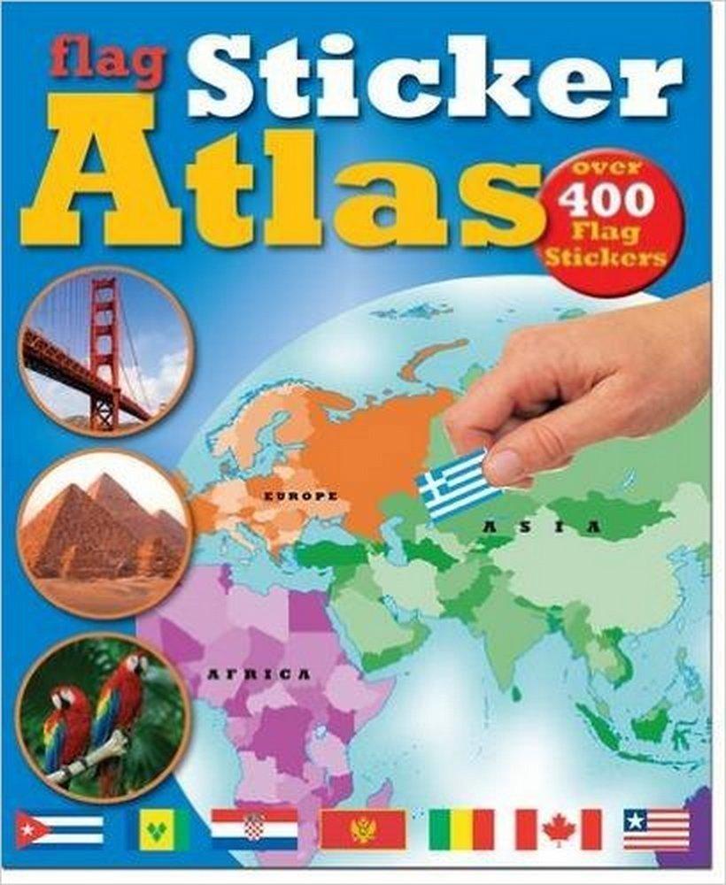 Flag Sticker Atlas: Over 400 Flag Stickers for 7+ pdf