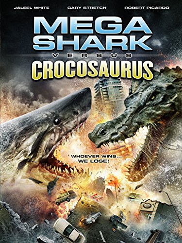 (Mega Shark vs Crocosaurus )