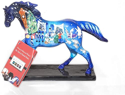 The Trail of Painted Ponies Nutcracker Holiday Pony Figurine