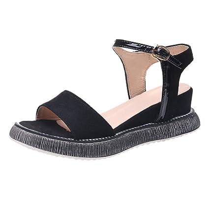 1d06811c72fef Amazon.com: ❤ Mealeaf ❤ Sandals Casual Shoes Female Summer ...