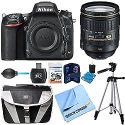 Nikon D750 Dslr 24.3mp Hd 1080p Fx-format Camera Body 24-120mm Nikkor Lens Bundle Includes D750 Dslr Camera Body, 24-120mm Nikkor Lens, Compact Bag, Tripod, Card Wallet, Dust Blower, Card Reader, Cleaning Kit, Screen Protectors & Micro Fiber Cloth