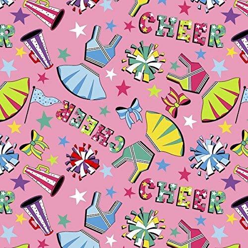 (Cheer Fleece Fabric By The Yard)