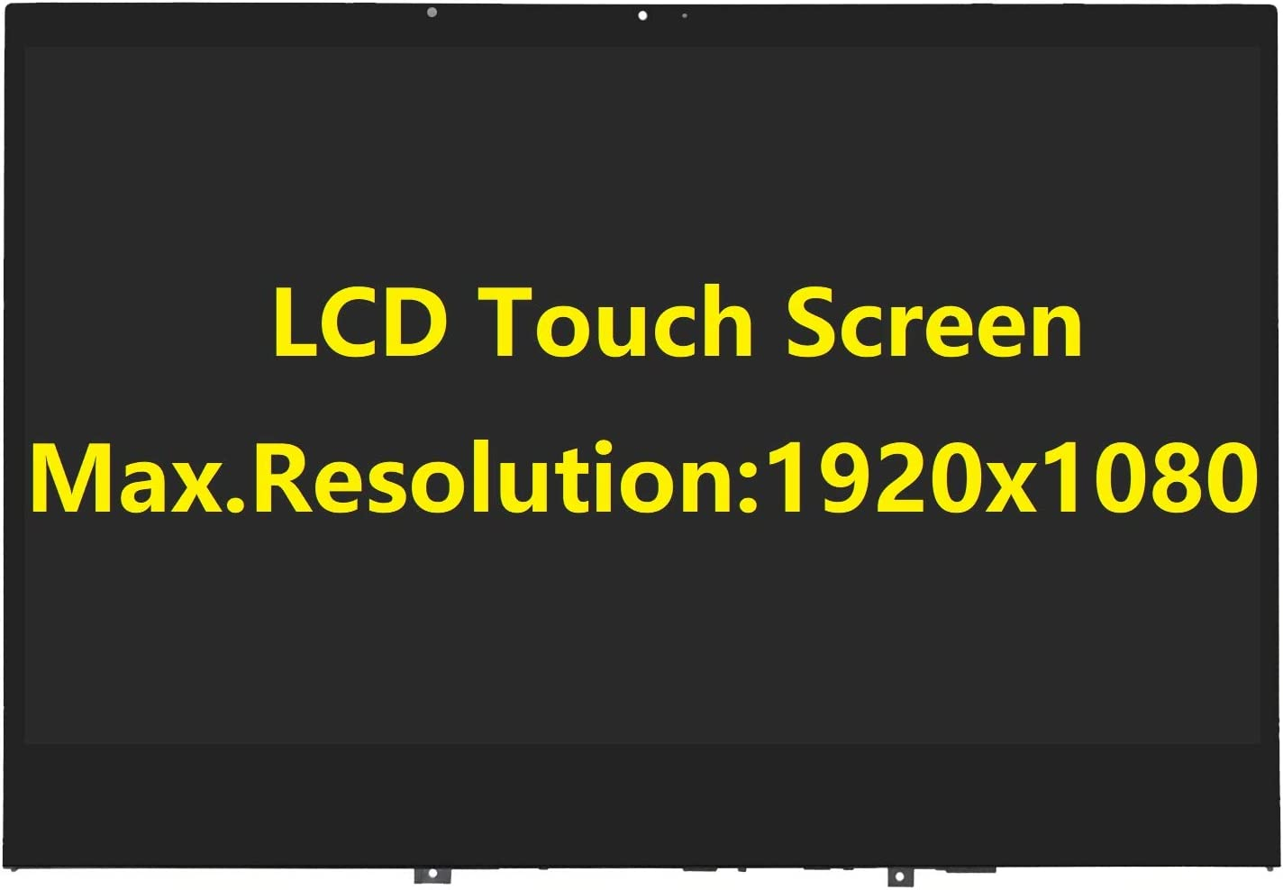 New Replacement for Lenovo Yoga 730-13 81CT0008US 81CT001TUS 81CT0000US LCD LED Touch Screen Digitizer Assembly with Bezel 5D10Q89746 13.3 inch FHD 1920x1080 Version