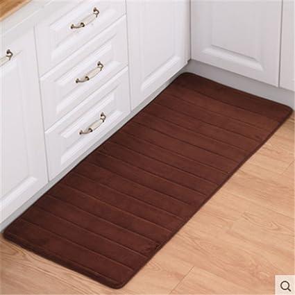 Amazon.com: DXG&FX Memory foam mat bathroom non-slip mats ...