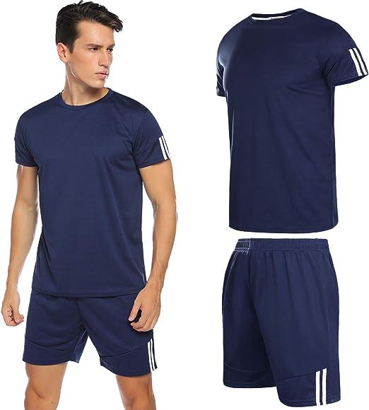 ropa de deporte hombre corta