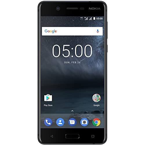 Nokia 5 SIM Doble 4G 16GB Plata Smartphone 13 2 cm 5 2 16 GB 13 MP Android 7 1 1 Nougat Plata