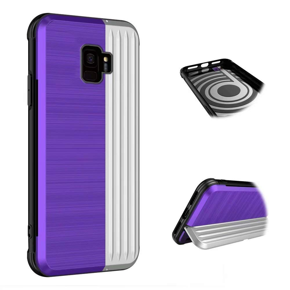 Galaxy S9 Plus Armadura Funda,MingKun Heavy Duty Escudo Cáscara para Samsung Galaxy S9 Plus Caso Cover MingKun Heavy Duty Escudo Cáscara para Samsung Galaxy S9 Plus Caso Cover