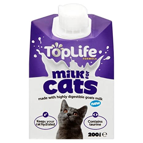 Top Life Fórmula gato leche (200 ml)