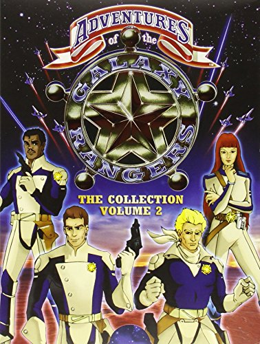 UPC 741952654797, Adventures of the Galaxy Rangers Collection Vol. 2