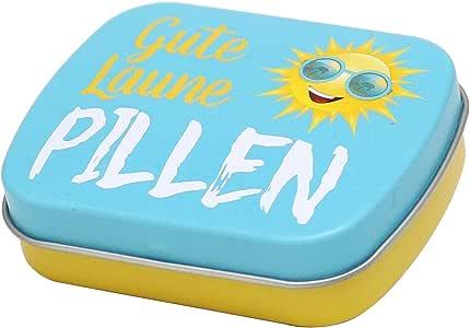 Pastillero – Buen Humor.: Amazon.es: Salud y cuidado personal