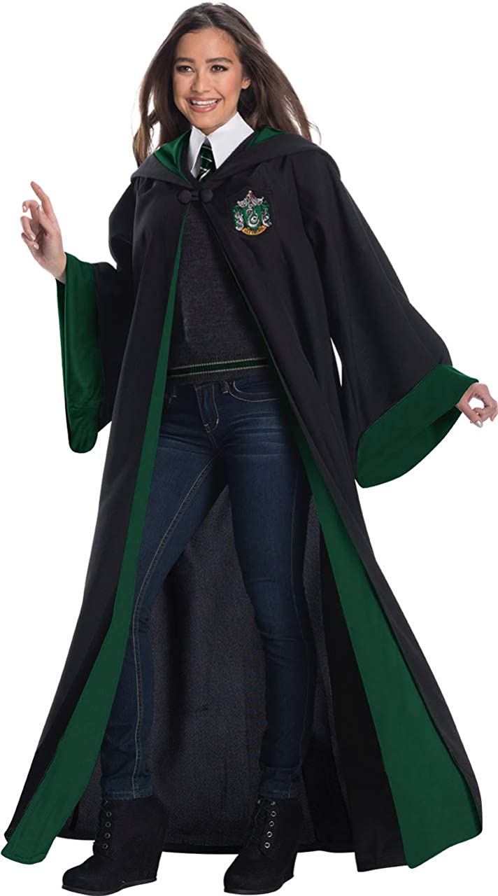 Charades Slytherin Student Adult Costume