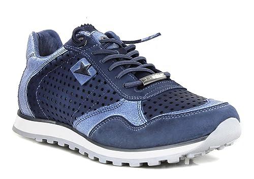 Cetti - Zapatillas de Deporte Hombre, azul (azul marino), 40: Amazon.es: Zapatos y complementos