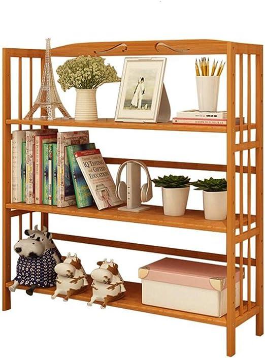 Librerías Estante para Libros Mesa Escritorio Libro Estante ...
