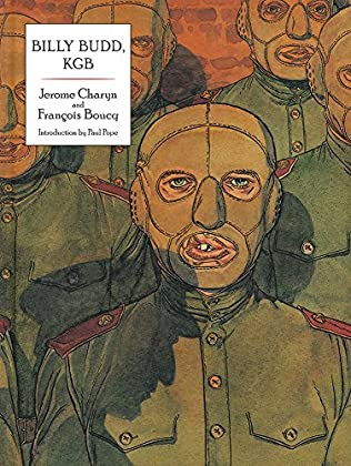 book cover of Billy Budd KGB